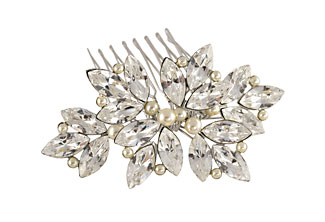 August Love Bridal Comb