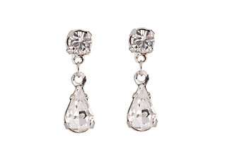 Pear Shaped Earrings