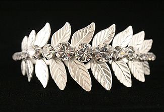 Leaves of Grass Cuff Bracelet