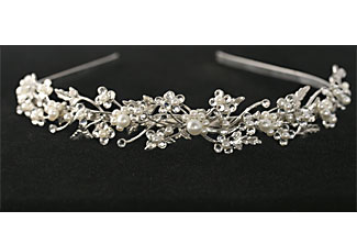 Dream Spring Bridal Headband