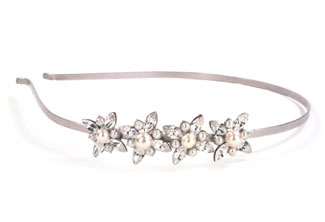 Petals Bridesmaid Headband