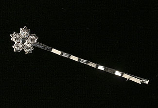 Georgia Crystal Hair Pin