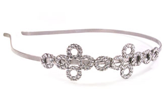 Around Town Bridal Headband