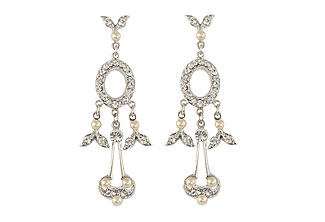 Secret Love Earrings