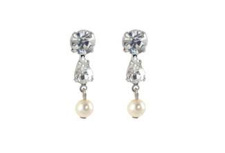 April Bridal Earrings