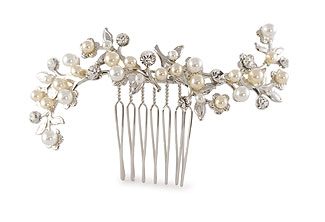 Little Arcs Bridal Hair Ornament